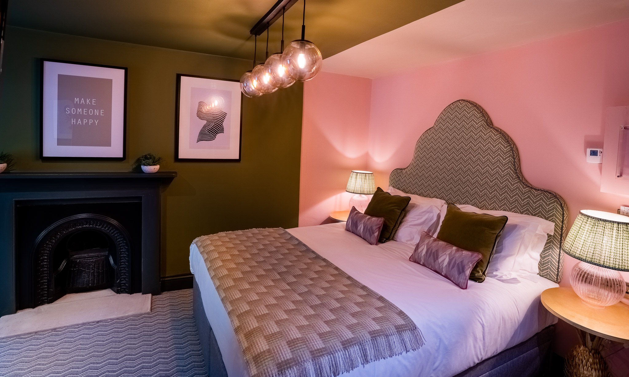 Unravelin one of ourelevenbeautifully distinctiverooms. Click to find out more about the best of the best hotels in Cirencester.
